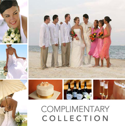 Palace resorts destination weddings free weddings at for Mexico wedding packages