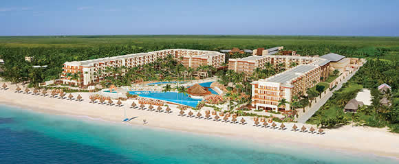 Dreams Riviera Cancun Unliminted Luxury Family All