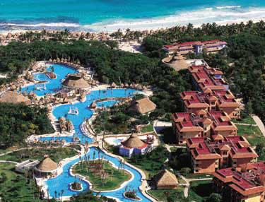 Cancun Iberostar Paraiso Beach Hotel Riviera Maya