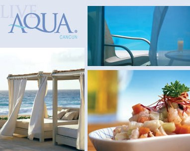 Cancun vacations all inclusive vacations to cancun and riviera maya for How many rooms at live aqua cancun