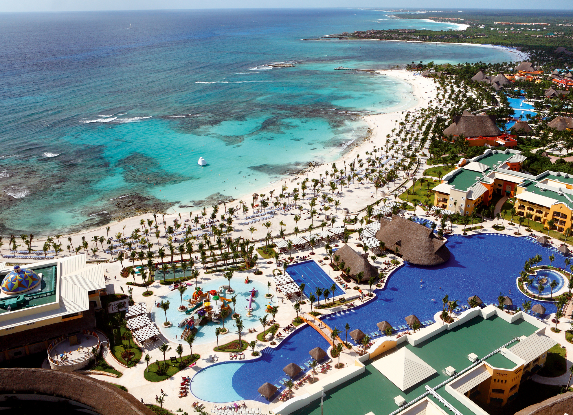 barcelo maya palace - all inclusive resort, riviera maya - cancun