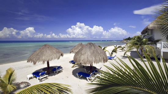 wyndham cozumel beach2 cozumel beach mexico, mexico best beaches If you want to go to Mexico, ...